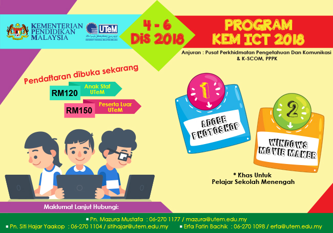 Program Kem ICT 2018