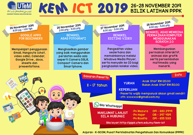 Program Kem ICT 2019